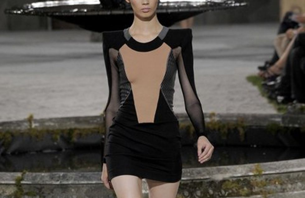 London Fashion Week: Julien Macdonald catwalk report