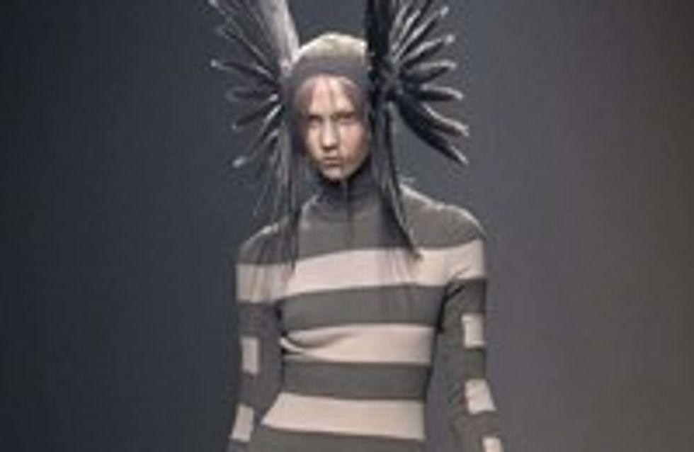 Paris Fashion Week S/S 2010: Gareth Pugh catwalk report