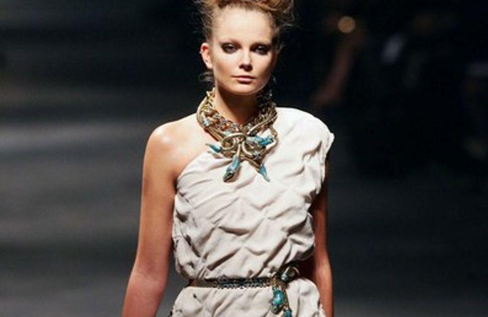 Paris Fashion Week S/S 2010: Lanvin catwalk report