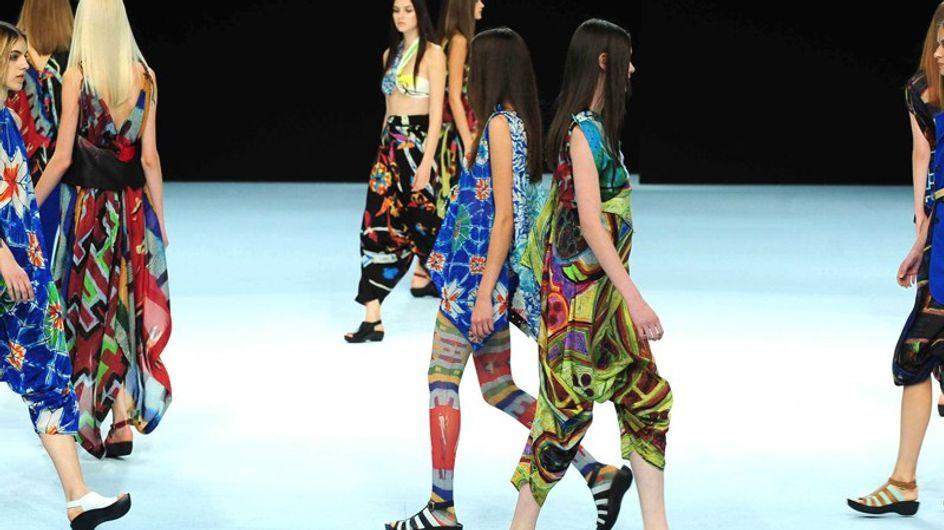 Paris Fashion Week S/S 2010: Issey Miyake catwalk report