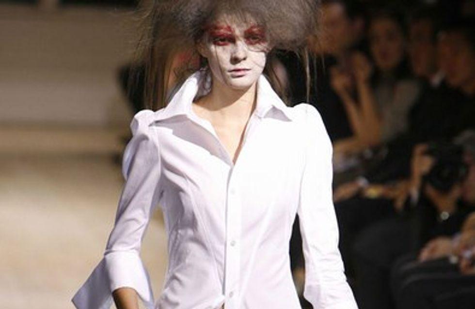 Paris Fashion Week S/S 2010: Yohji Yamamoto catwalk report