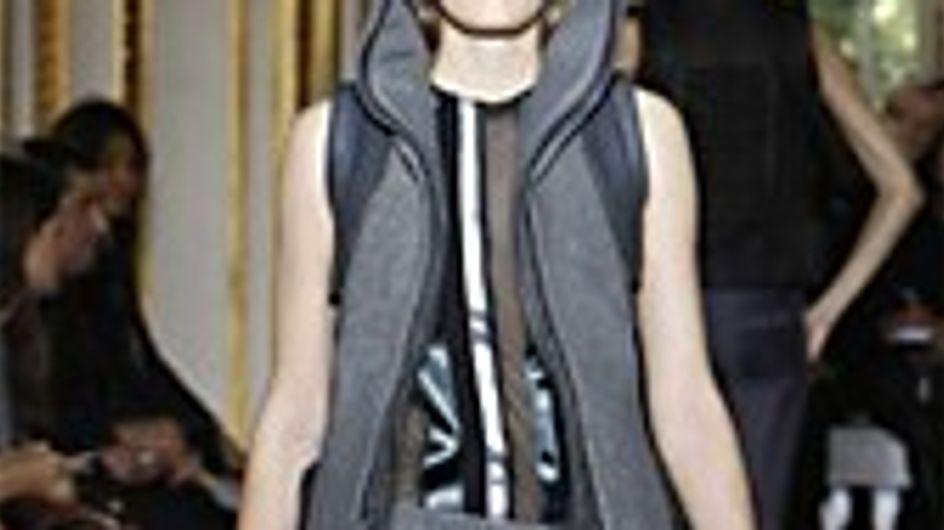Paris Fashion Week S/S 2010: Balenciaga catwalk report