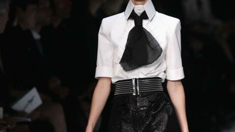 Paris Fashion Week S/S 2010: Karl Lagerfeld catwalk report