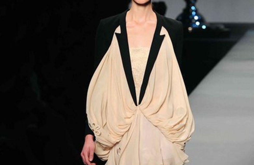 Paris Fashion Week S/S 2010: Viktor & Rolf catwalk report