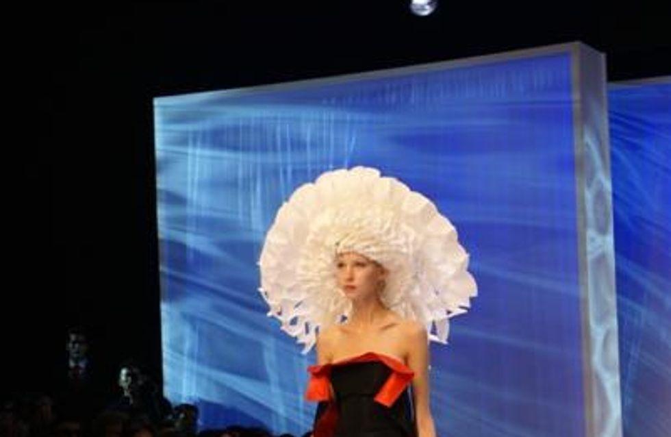 Paris Fashion Week S/S 2010: Hiroko Koshino catwalk report
