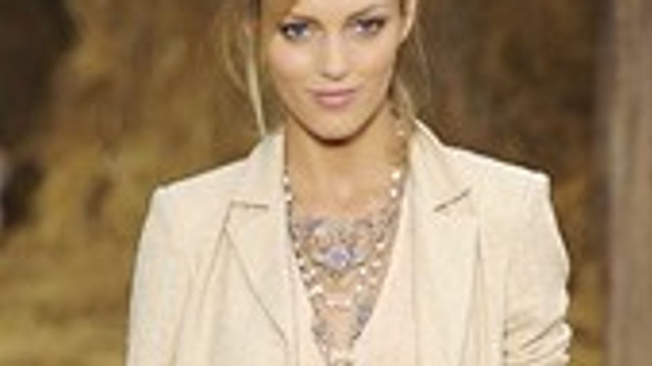 Paris Fashion Week S/S 2010: Chanel catwalk report