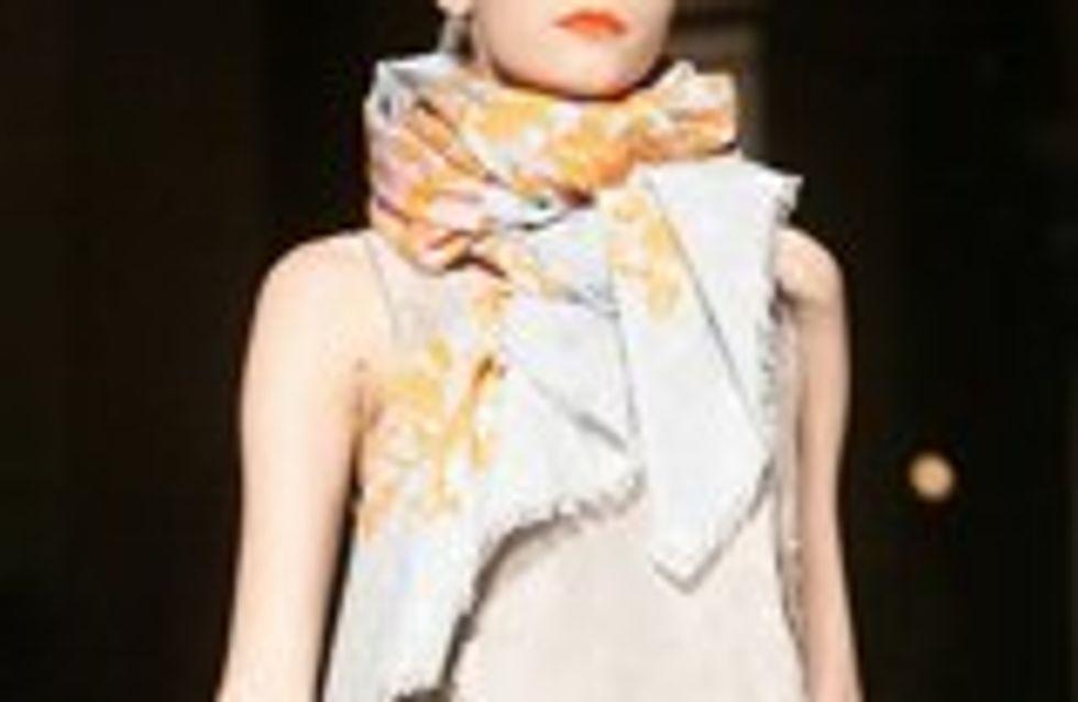 Paris Fashion Week S/S 2010: Loewe catwalk report