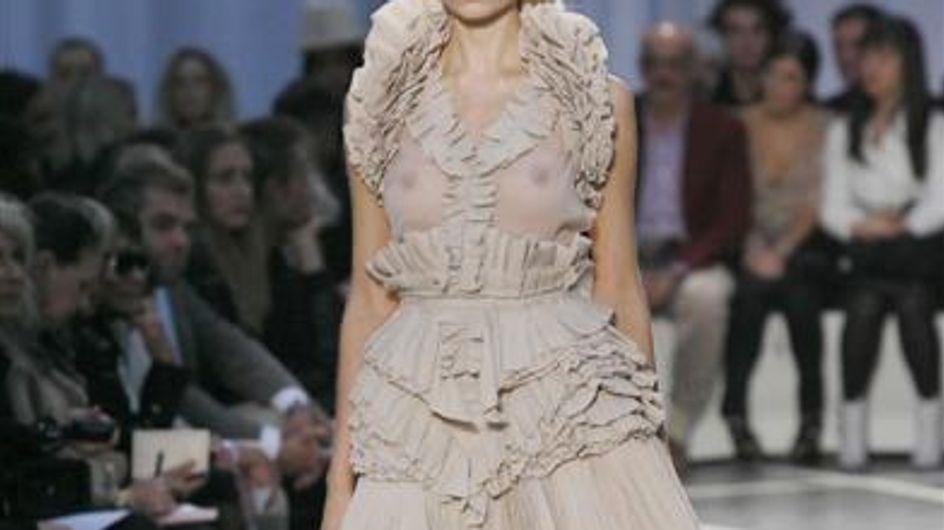 Paris Fashion Week S/S 2010: Givenchy catwalk report