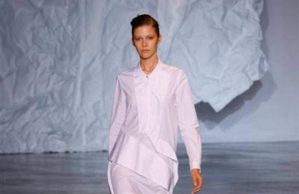 Paris Fashion Week S/S 2010: Cacharel catwalk report