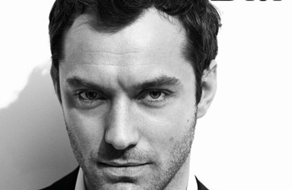 Jude Law for Dior Homme Intense - see the making of the ad