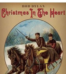 Bob Dylan's Christmas charity album