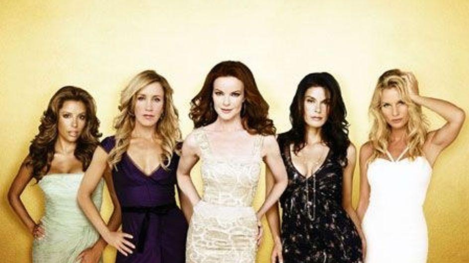 Desperate Housewives: season 5 on DVD