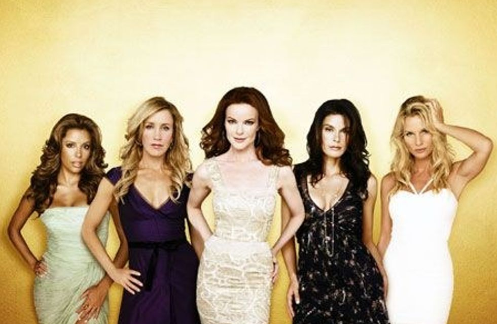 Desperate Housewives: season 5 on DVD