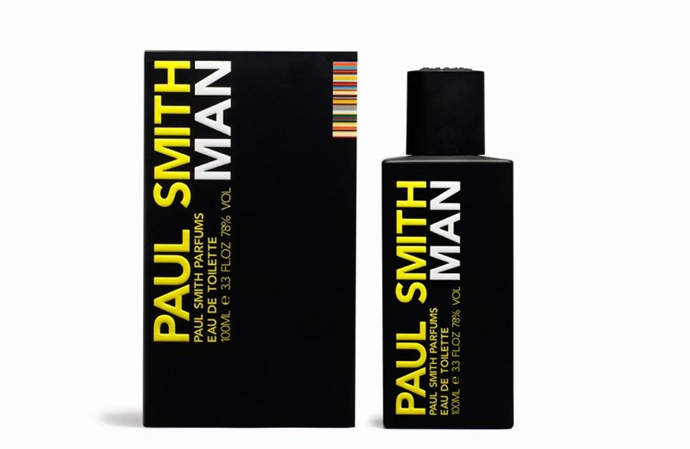 Paul Smith Man: a fragrance with character