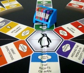 The Great Penguin Bookchase