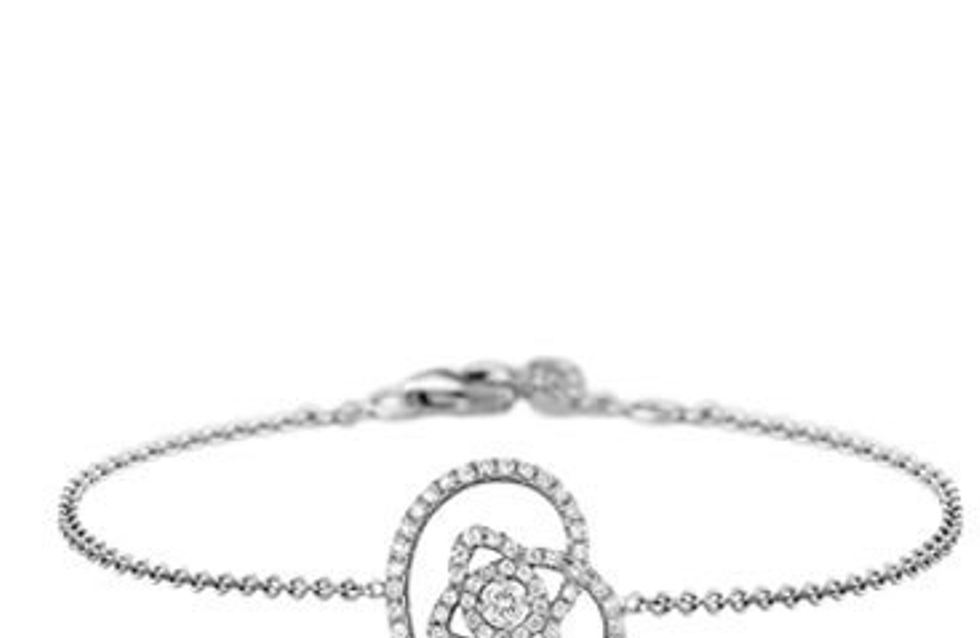 De Beers Enchanted Lotus bracelet