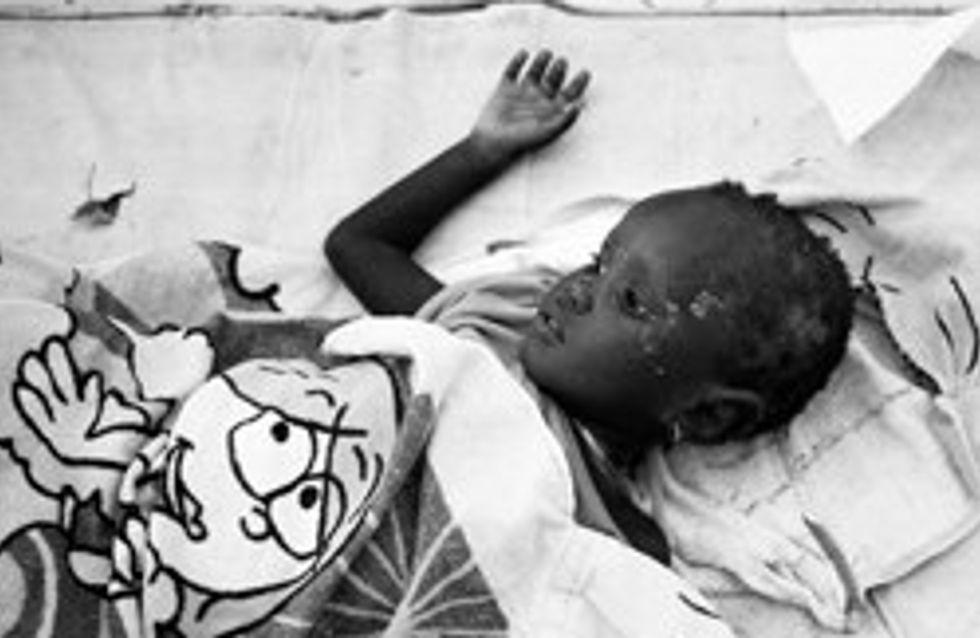 Celebrities support Haiti relief efforts