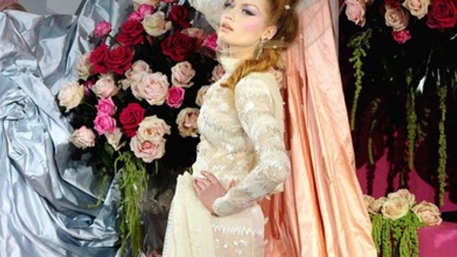 Paris Haute Couture S/S 2010: Christian Dior catwalk report