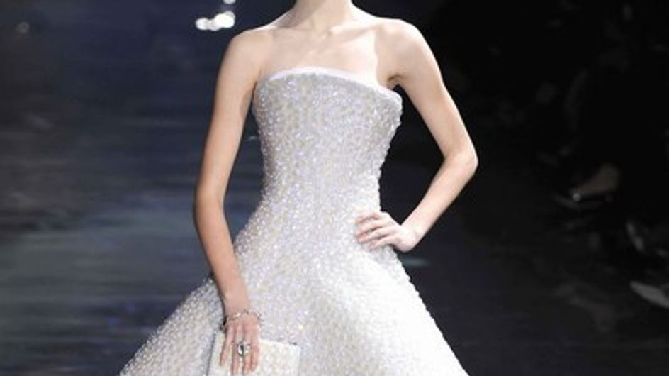 Paris Haute Couture S/S 2010: Giorgio Armani catwalk report