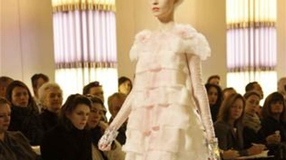 Paris Haute Couture S/S 2010: Chanel catwalk report