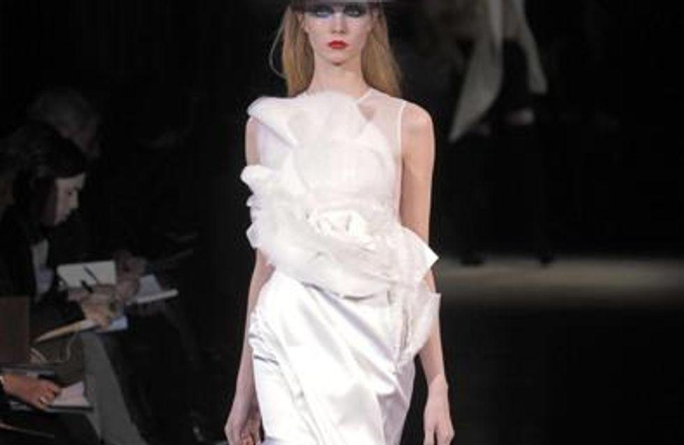 Paris Haute Couture S/S 2010: Givenchy catwalk report