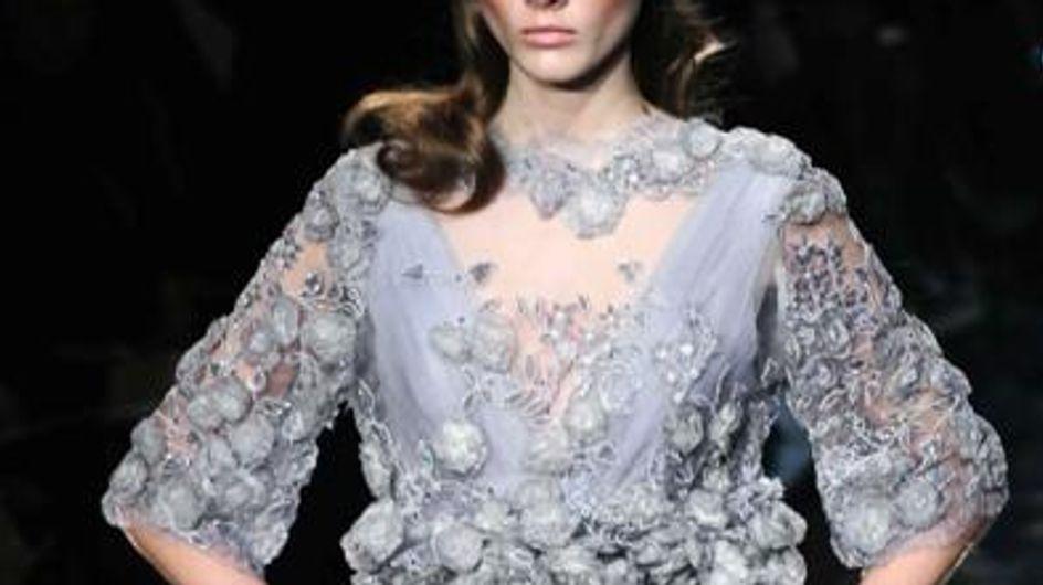 Paris Haute Couture S/S 2010: Elie Saab catwalk report