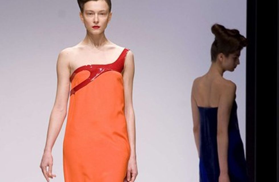 London Fashion Week A/W '10: Jasper Conran catwalk report