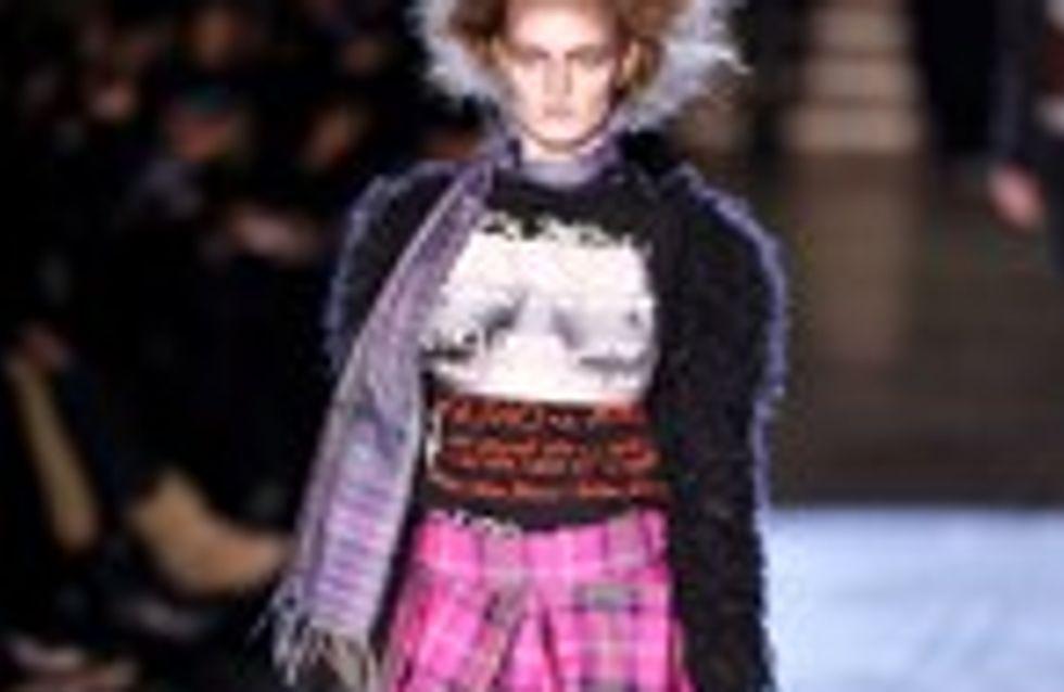 London Fashion Week A/W '10: Vivienne Westwood catwalk report