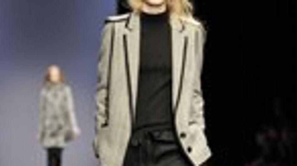 London Fashion Week A/W '10: Jaeger catwalk report