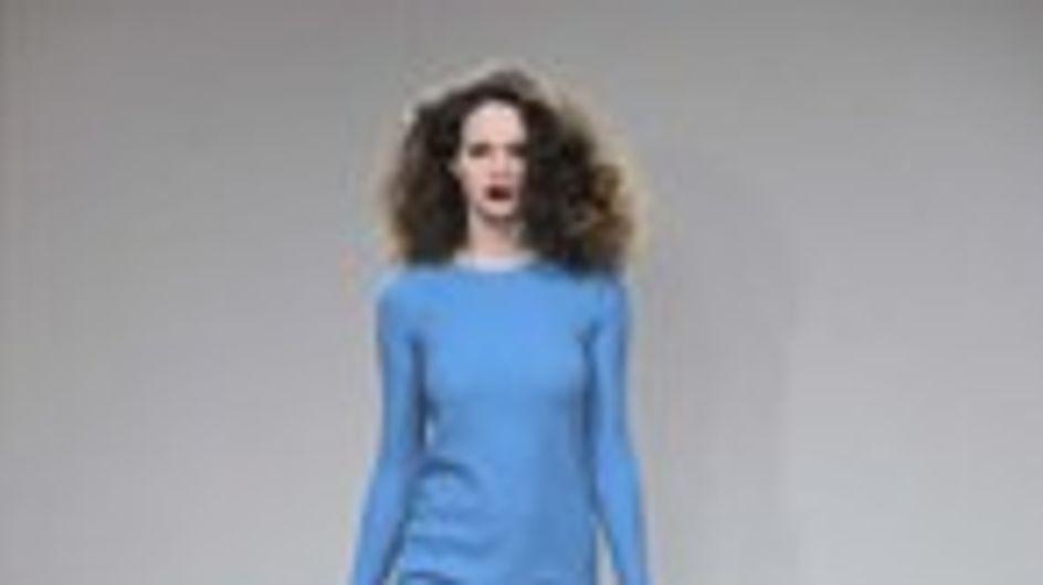 London Fashion Week A/W '10: Charles Anastase catwalk report