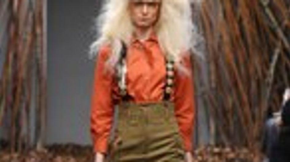 London Fashion Week A/W '10: Unique catwalk report