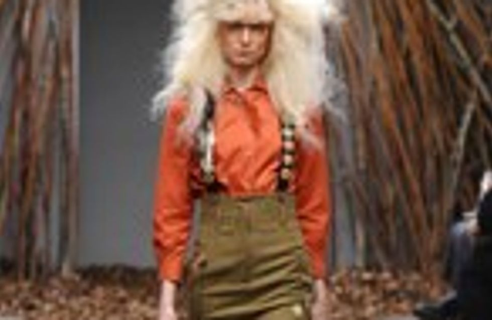 London Fashion Week A/W '10: Unique catwalk report
