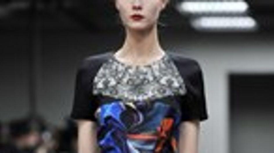 London Fashion Week A/W '10: Mary Katrantzou catwalk report
