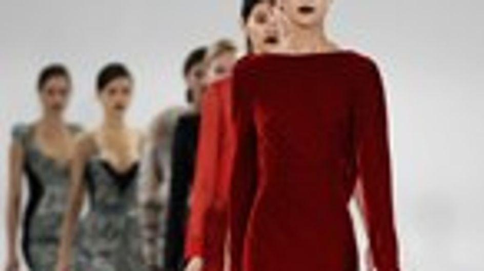 London Fashion Week A/W '10: Antonio Berardi catwalk report