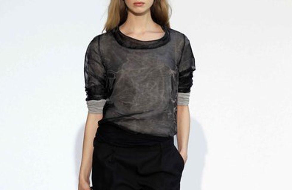Paris Fashion Week A/W 10: Anne Valérie Hash catwalk report