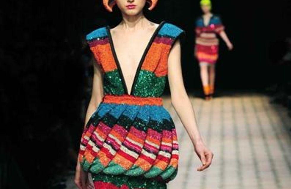 Paris Fashion Week A/W 10: Manish Arora catwalk report