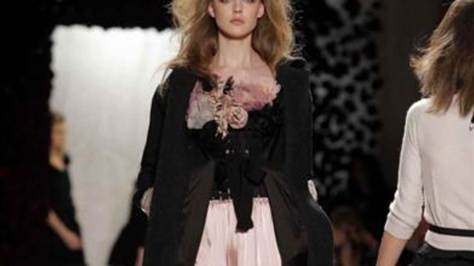 Paris Fashion Week A/W 10: Nina Ricci catwalk report