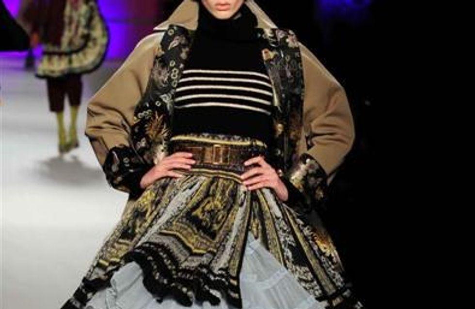Paris Fashion Week A/W 10: Jean Paul Gaultier catwalk report
