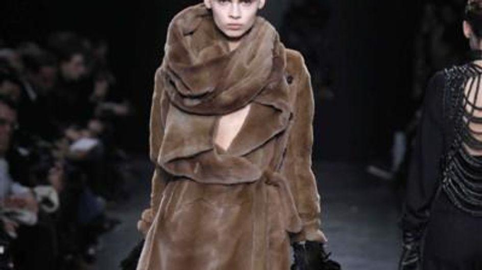 Paris Fashion Week A/W 10: Ann Demeulemeester catwalk report