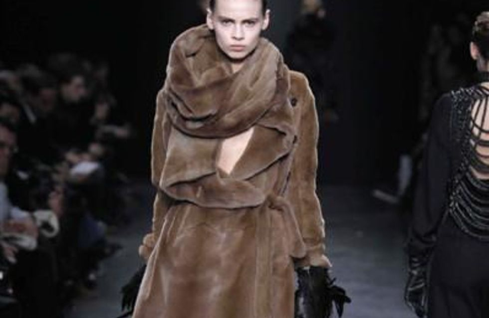 Paris Fashion Week A/W 10: Ann Demeulemeester catwalk report