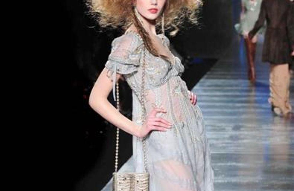 Paris Fashion Week A/W 10: Dior catwalk report