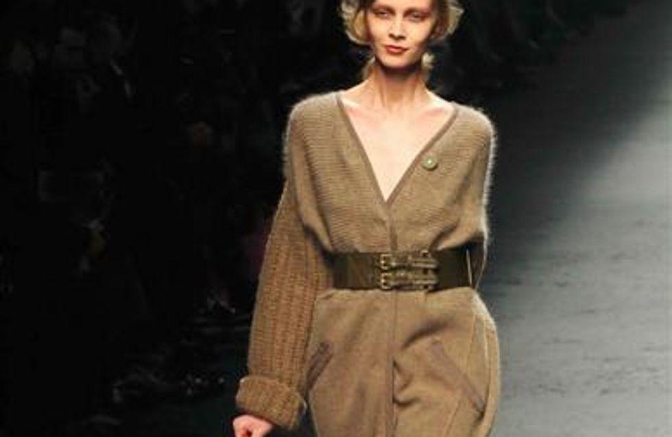 Paris Fashion Week A/W 10: Sonia Rykiel catwalk report