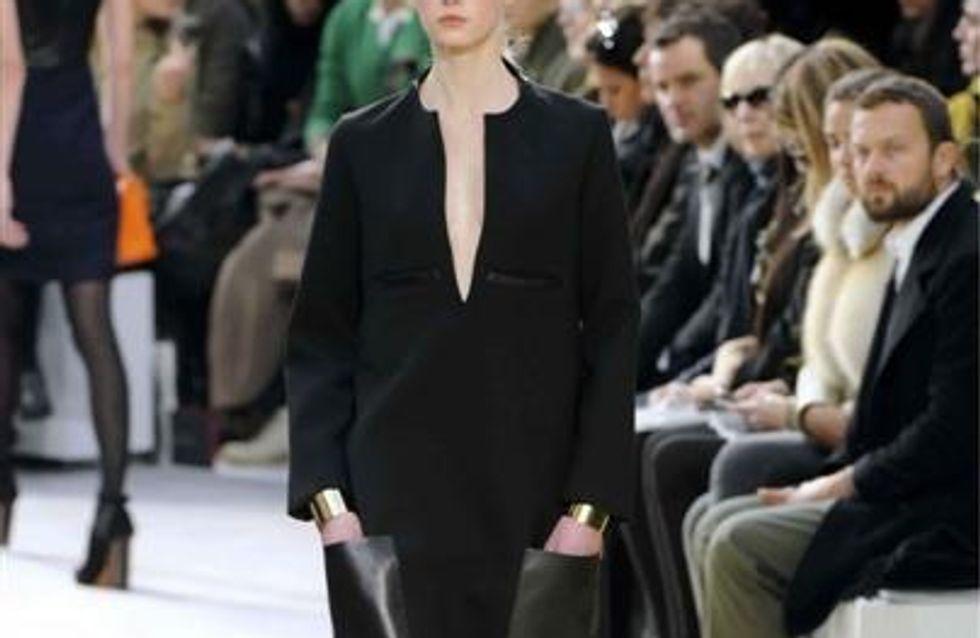 Paris Fashion Week A:W 10: Céline catwalk report