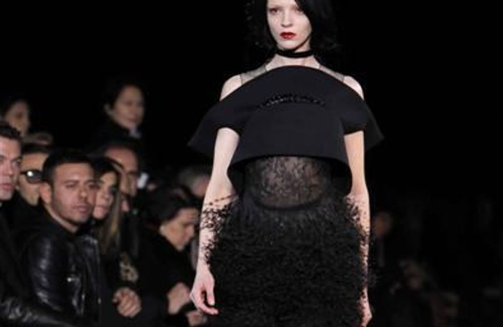 Paris Fashion Week A/W 10: Givenchy catwalk report