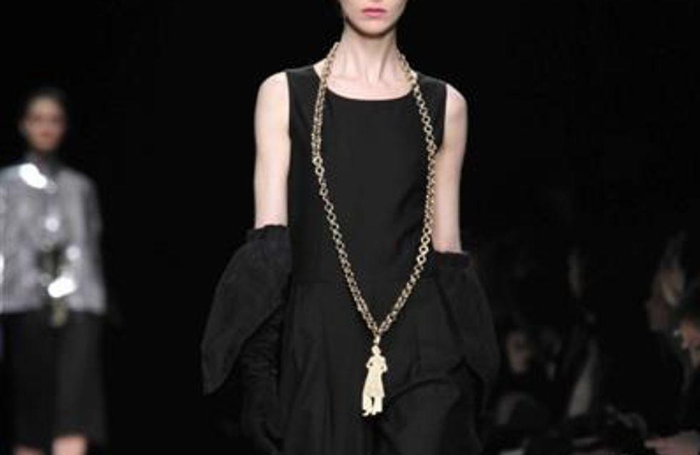 Paris Fashion Week A/W 10: Yves Saint Laurent catwalk report