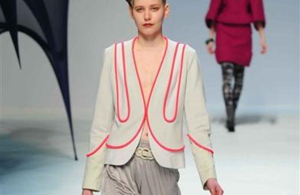 Paris Fashion Week A/W 10: Issey Miyake catwalk report