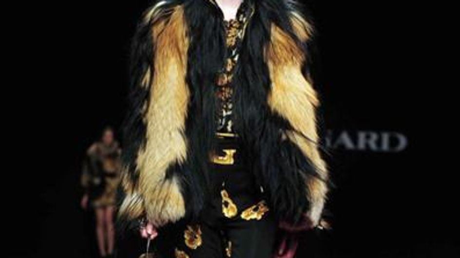 Paris Fashion Week A/W 10: Léonard catwalk report