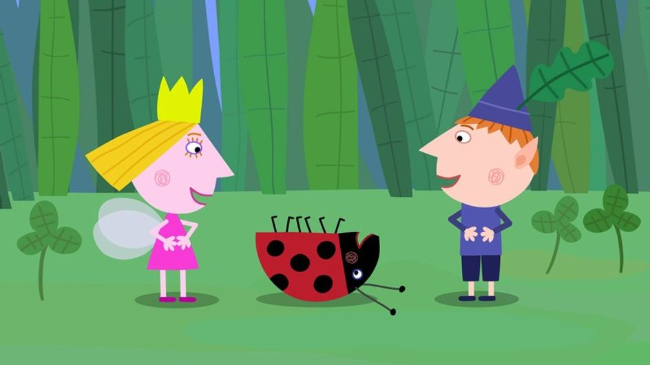 Review of Ben & Holly's Little Kingdom
