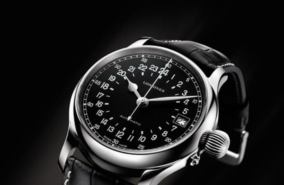 Longines reissues Twenty-Four Hours