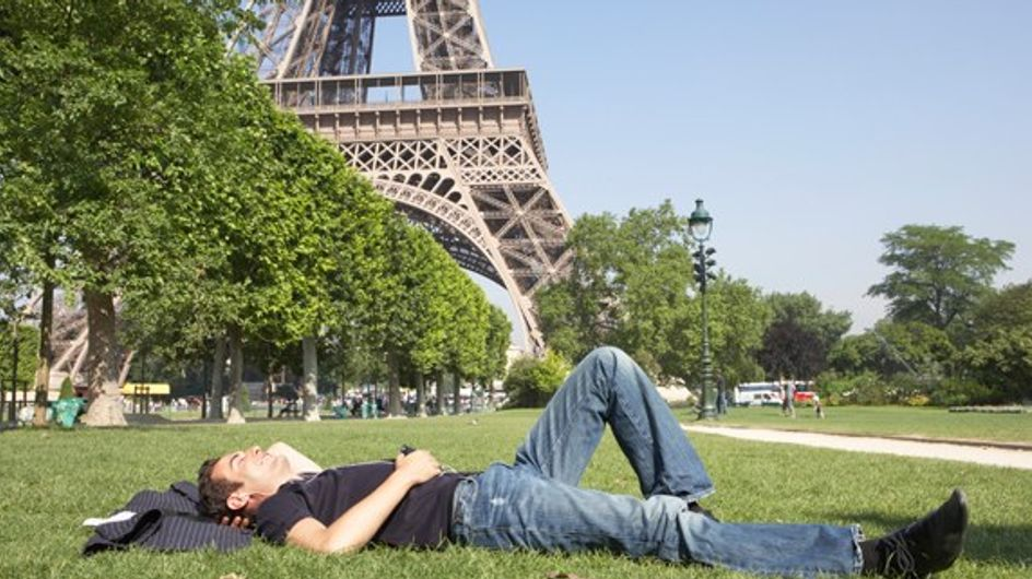 Why the French are the passionate nation - or are they?